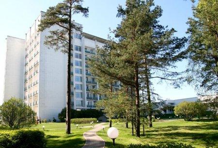 Санаторий Сестрорецкий курорт