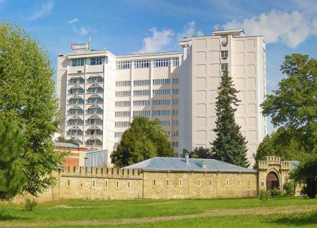 Санаторий Крепость