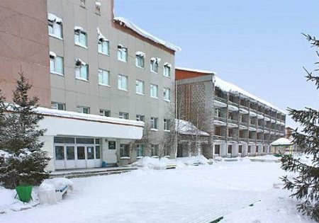 Санаторий Усть-Кут