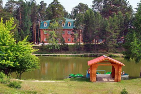 Санаторий-курорт Горячинск