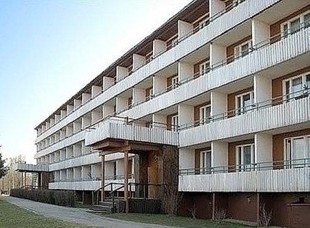 Санаторий Лунево