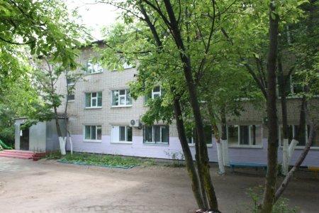 Детский санаторий Амурский